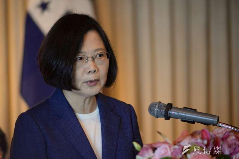 作者認為,總統蔡英文2016年就任總統至今,充分凸顯出「臺灣型民粹主義」引申的國力斲喪、國民福祉挫損,甚至癱瘓了國家經濟吸引力及全球競爭力。(資料照,甘岱民攝)