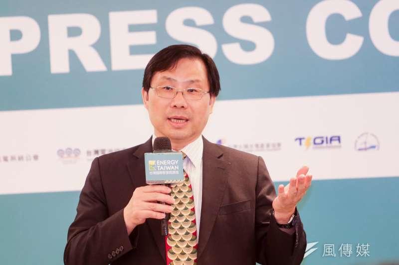 經濟部今(26)日證實,能源局長林全能將升任為經濟部常務次長。(資料照,陳明仁攝)