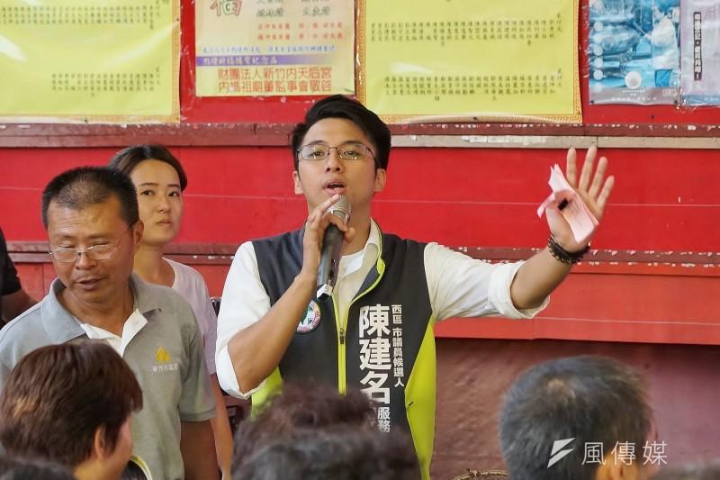 針對國民黨召開公投連署記者會,民進黨發言人劉康彥批評,國民黨根本就是「提籃假燒金」。(資料照,盧逸峰攝)