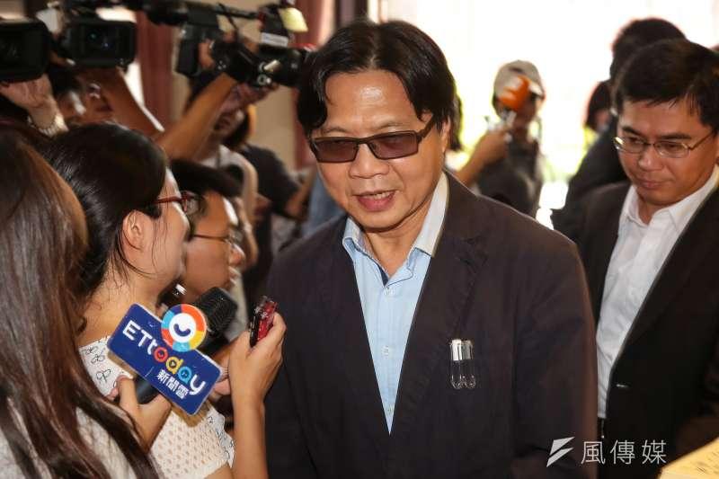 20180921-教育部長葉俊榮21日出席立院總質詢。(顏麟宇攝)