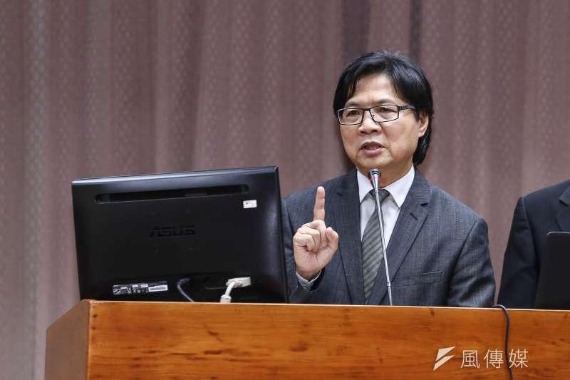 教長葉俊榮(見圖)要求,台大回到包括管中閔在內的5名候選人,重新選校長,但遴選委員會至今還不開會。(資料照,陳品佑攝)
