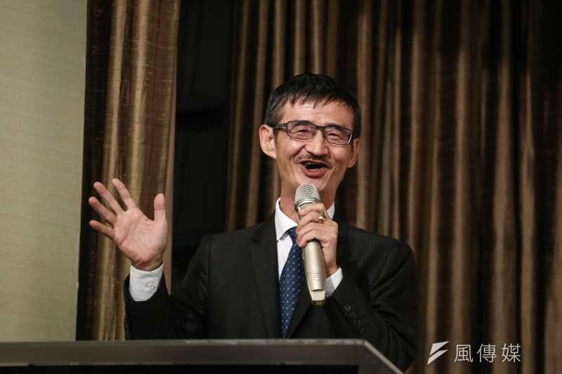 作家吳祥輝神預言台北市長柯文哲得票數不超過15萬票,結果被打臉。(資料照,陳品佑攝)