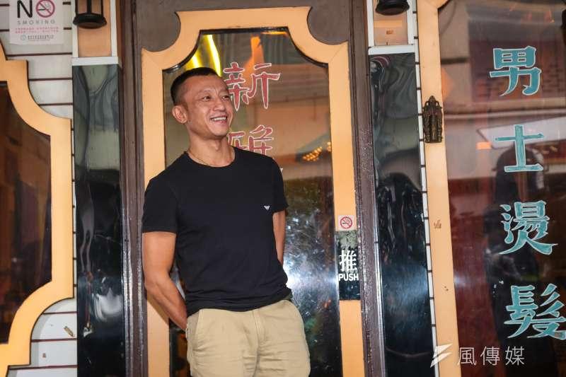 金馬獎複選評審楊雅喆談到新銳導演竄起時表示,「可見新世代開始跟大導演搶位子,新的世代正在爬起來。」(顏麟宇攝)