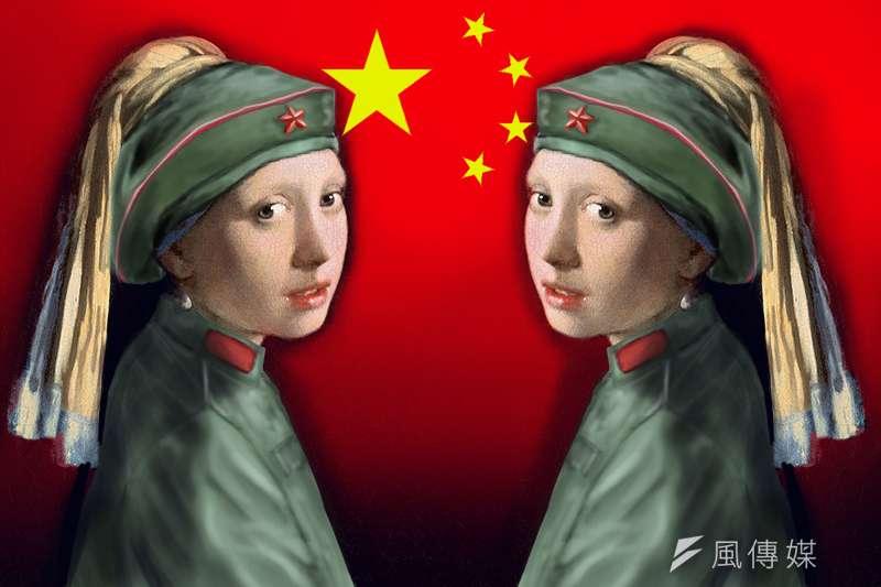 《經濟學人》最新一期的文章指出,中國利用經濟實力換取在歐洲的政治影響力(圖片:Wikipedia/Public Domain;製圖: 風傳媒鄭力瑋)