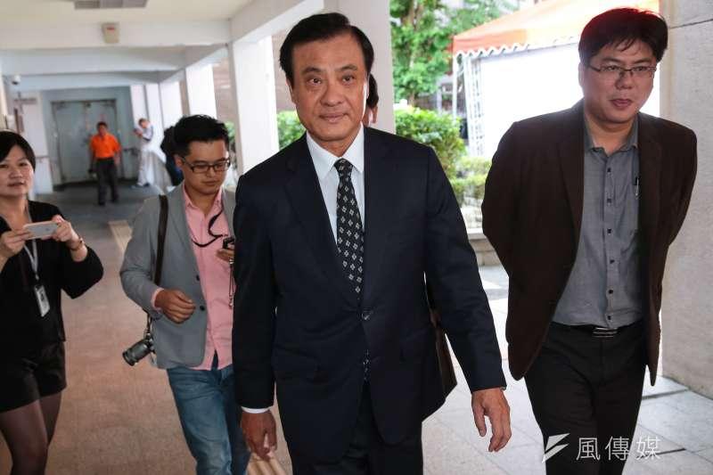 立法院長蘇嘉全4日將代表台灣飛往華府,應邀出席美國前總統老布希追思紀念活動。(資料照,顏麟宇攝)