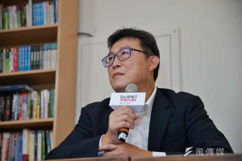 台灣民意基金會認為,民進黨台北市長候選人姚文智受中央執政影響,選情可能被拖累。(資料照,盧逸峰攝)