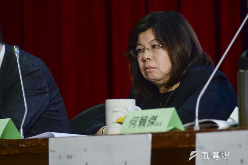 20181007-「此人沒有教化可能性?」2018台灣死刑判決研討會,律師王怡今。(甘岱民攝)