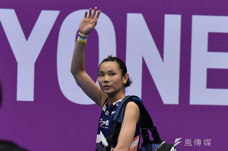 今年拿下3冠的世界球后戴資穎,連續3年入圍年度最佳女運動員獎項。(資料照,王永志攝)