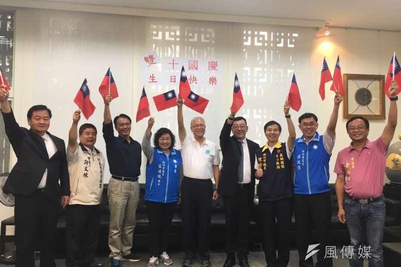 相對於新竹市府的處理態度,市議會決定在10日發動嘉年華國慶日大遊行。(圖/方詠騰攝)