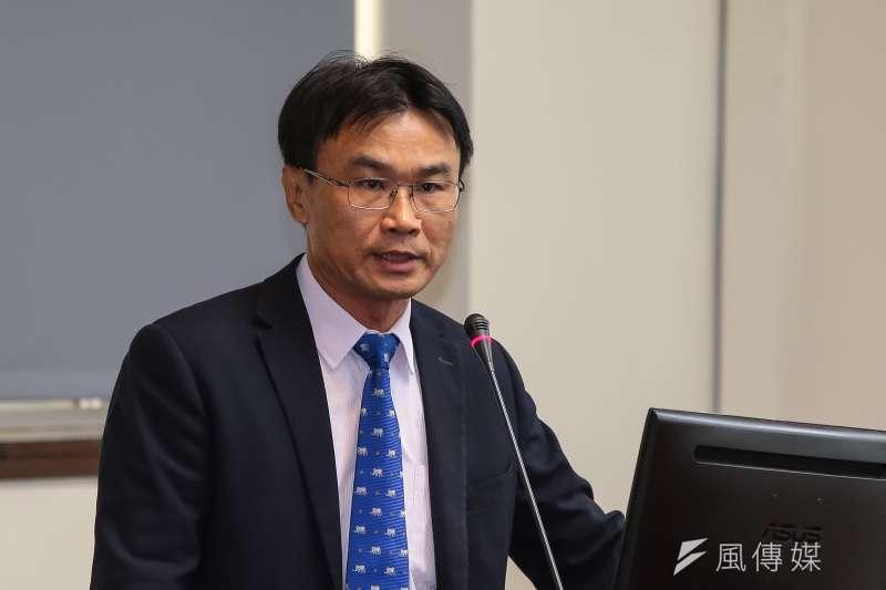 農委會主委陳吉仲接受專訪表示,自知會是許多人批評的對象,但他不在乎個人毀譽。(資料照,顏麟宇攝)
