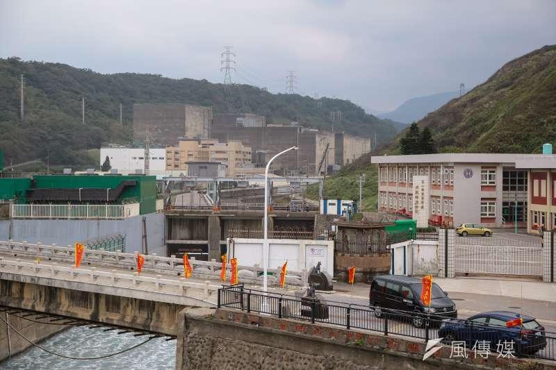 20181018-核一廠專題,核一廠及出水口。(顏麟宇攝)