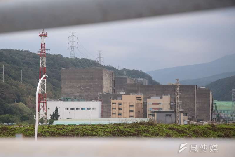 20181018-核一廠專題,核一廠反應爐本體。(顏麟宇攝)