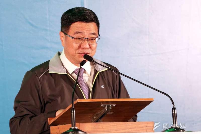 行政院秘書長卓榮泰(見圖)將和台灣民意基金會董事長游盈隆舉行兩場電視辯論會。(資料照,蘇仲泓攝)