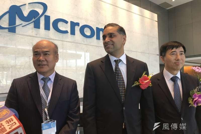 根據外電報導,美國舊金山聯邦地方法院法官針對涉及美光(Micron)竊密案的3名台灣人發出逮捕令。(廖羿雯攝)