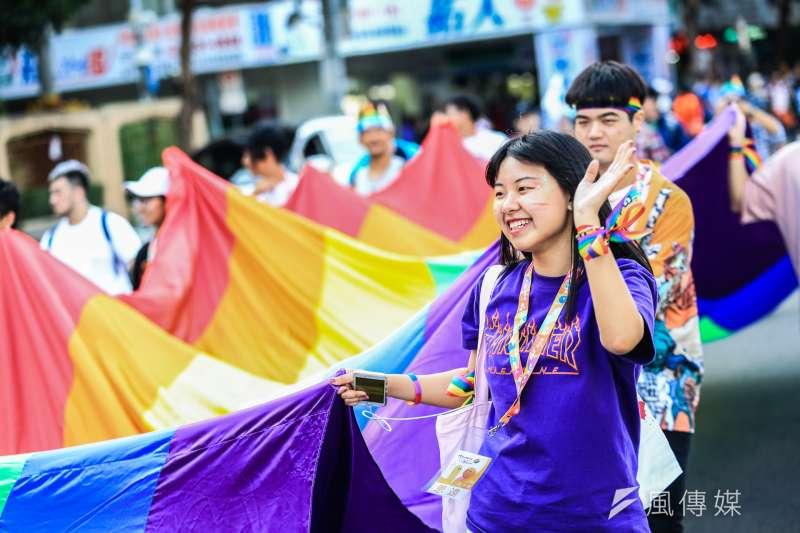 同志結不結婚,也許並不是這次公投的重點…(甘岱民攝)