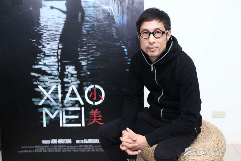 20181101-金馬專題:電影 「小美」導演黃榮昇專訪。(蔡親傑攝)