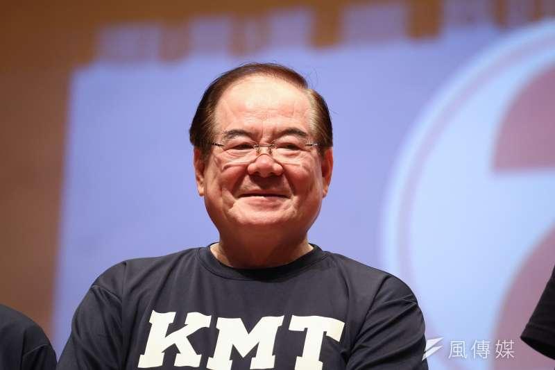 新北市黨部主委李乾龍(見圖)17日遞出辭呈,表示為敗選負連帶政治責任。(資料照,陳品佑攝)