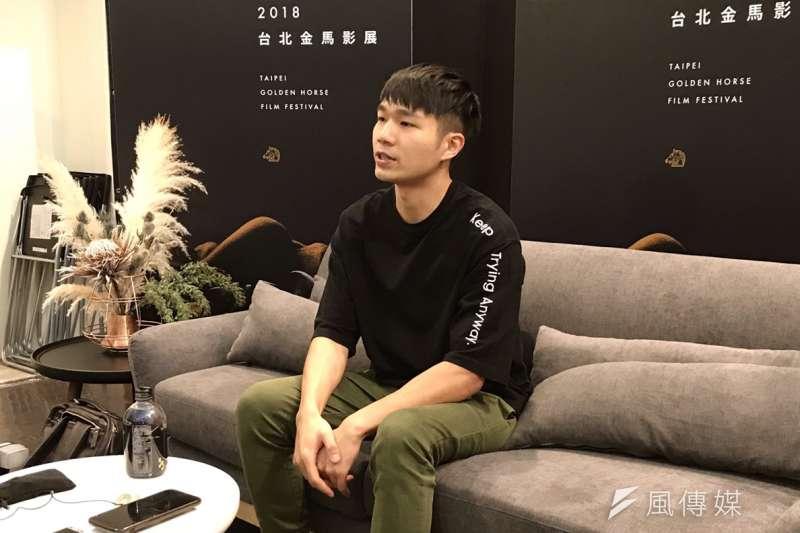 20181112_《翠絲》由新銳導演李駿碩執導。(吳尚軒攝)