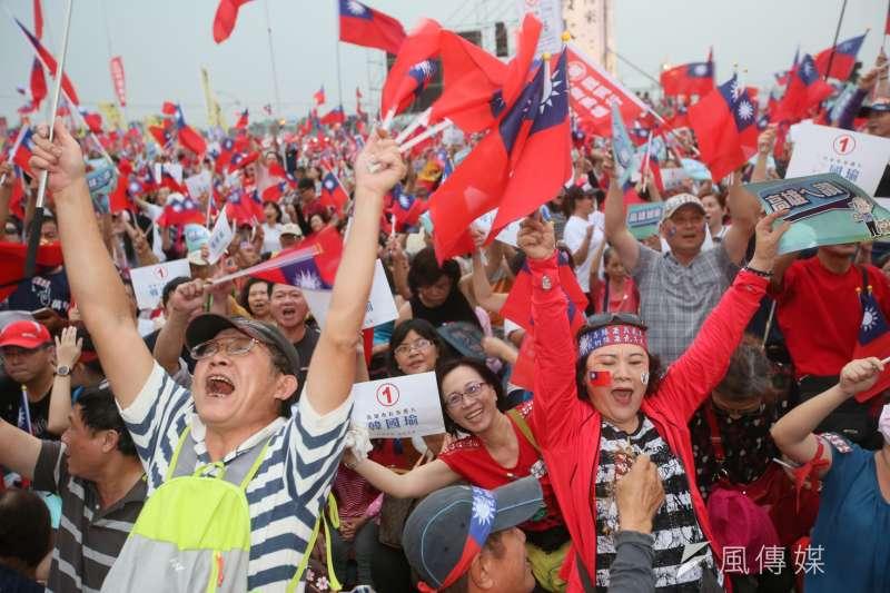 台灣九合一選舉剛剛落幕,不少海外的中國學者都前來觀選,紛紛發表感想…(新新聞柯承惠攝)