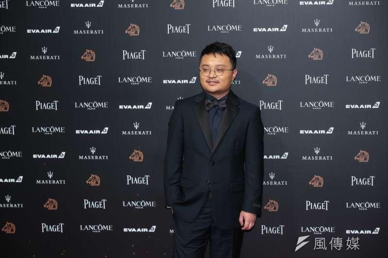 20181117-第55屆金馬獎,《地球最後的夜晚》導演畢贛。(顏麟宇攝)