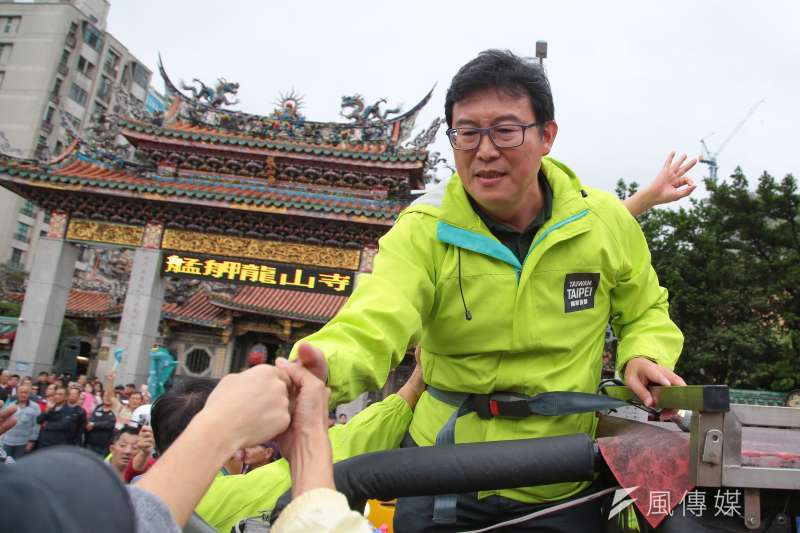 國民黨譏蘇貞昌組閣是敗選者聯盟,還建議蘇找參選台北市長落敗的姚文智回鍋擔任發言人。(資料照片,顏麟宇攝)