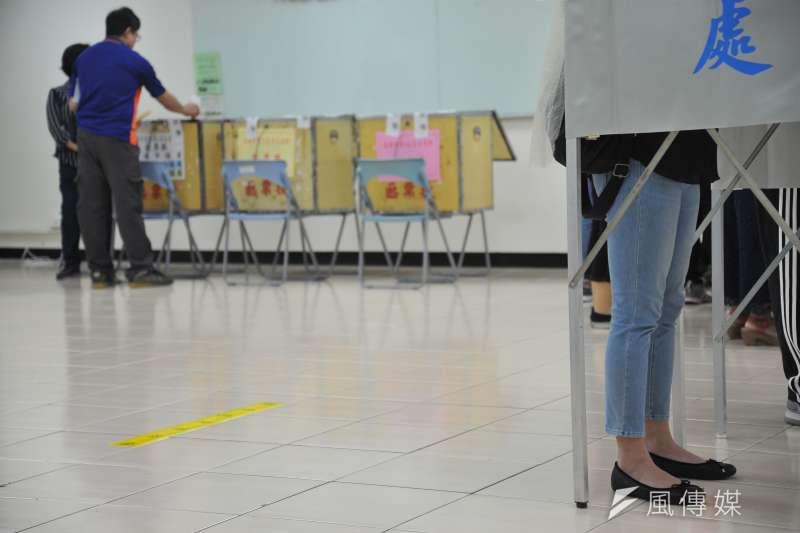 投票亂投一通的話,很可能成為推台灣下海的推手而不自知。(資料照,甘岱民攝)