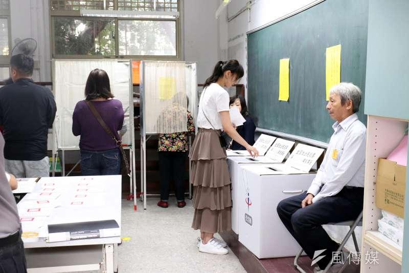 中央選舉委員會7日公告多個公投案連署查對結果,確定8月28日將迎來4項公投表決。示意圖。(資料照,蘇仲泓攝)