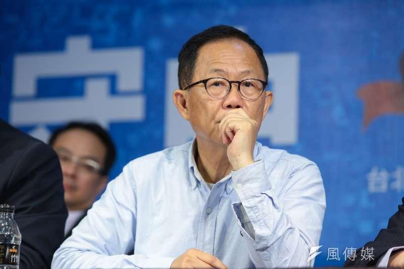 對於國民黨台北市長候選人丁守中聲請驗票一事,文山區選務人員爆料,驗票後恐輸更慘。(資料照,顏麟宇攝)