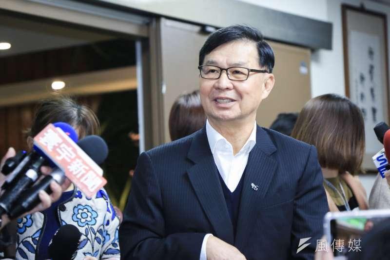 台北市長柯文哲小內閣名單出爐!副市長職位將由原工務局長彭振聲出任。(資料照,簡必丞攝)