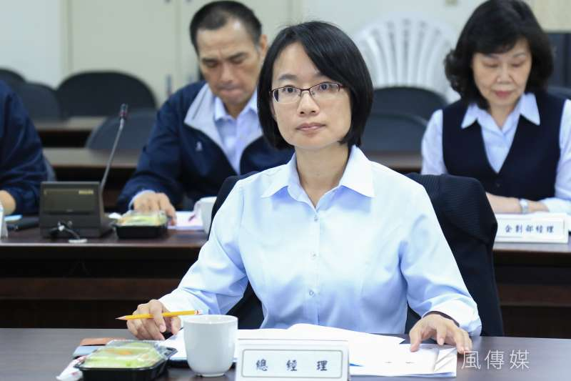 前台北農產運銷公司總經理吳音寧於臉書po文回顧2018,表示這是奇怪的一年。她也會將這些惡意攻擊寫進書中,記錄歷史。(資料照,簡必丞攝)