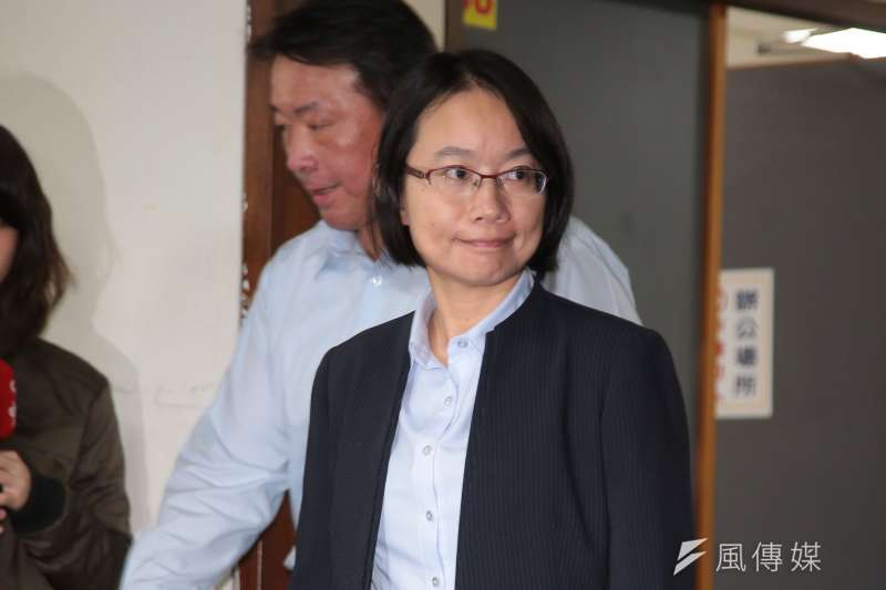 前北農總經理吳音寧以台灣引進福壽螺比喻紅色媒體入侵,若放任不管將破壞平衡。(資料照,顏麟宇攝)