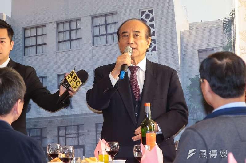 前立法院長王金平日前表態不留立法院,據了解,他意在2020,也展開感恩餐會。(資料照片,顏麟宇攝)