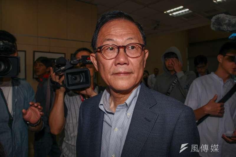 對於重新計票,戰局仍留一線生機,國民黨台北市長候選人丁守中陣營律師樂觀表示,若一個投開票所有3張廢票,就能逆轉選舉結果,反敗為勝。(資料照,蔡親傑攝)