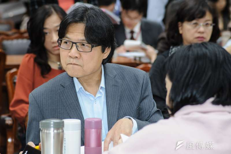20181210-立法院教育文化委員會,教育部長葉俊榮。(甘岱民攝)