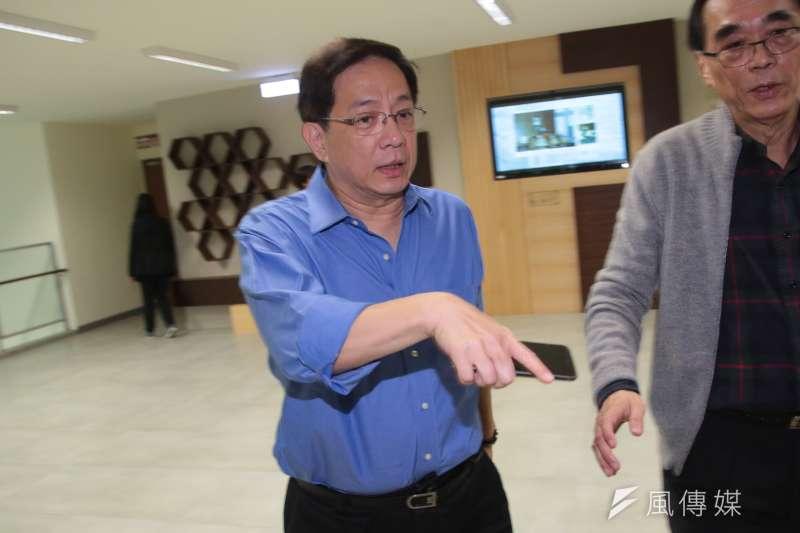 作者聲稱,仍有不少台大教授表示葉俊榮是「知錯能改」,臺大有這樣的教授值得慶幸。(資料照,顏麟宇攝)