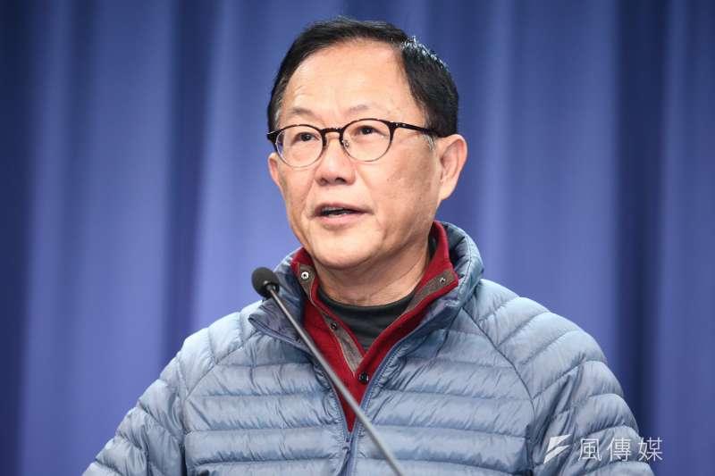 針對選舉無效訴訟,台北市長柯文哲說「如果真的判選舉無效,全台灣都這樣比照辦理那還得了」。國民黨台北市長候選人丁守中(見圖)痛批,他在故意誤導視聽。(資料照,蔡親傑攝)