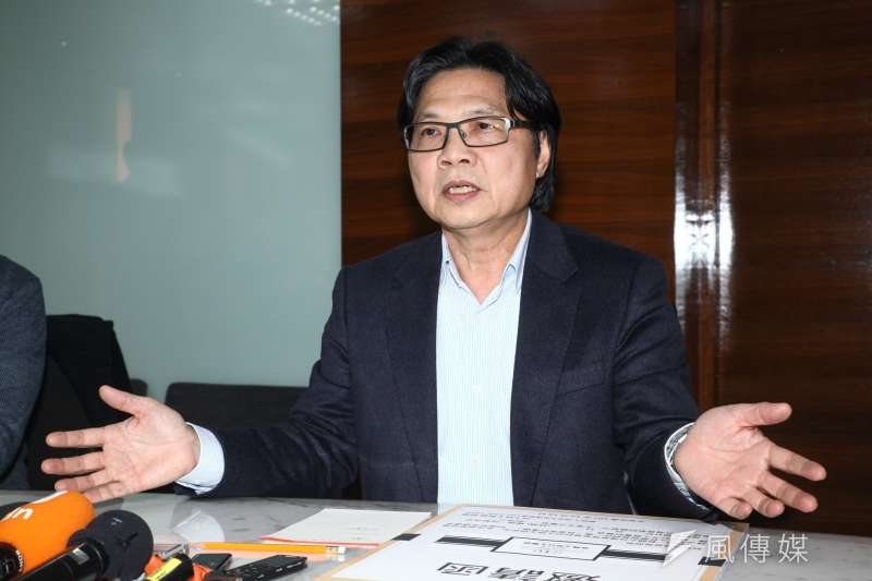 教育部長葉俊榮太極十三式頗為精道,台大還是沒校長,而且有很大機會拖到內閣總辭都不處理。(蔡親傑攝)