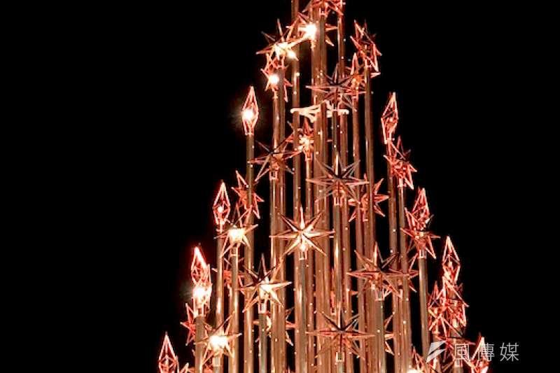聖誕節在義大利是一個宗教與家庭的節慶。(曾廣儀攝)