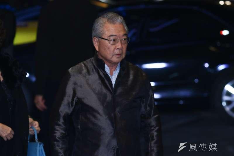 20181222-金仁寶集團許勝雄出席連詠心歸寧宴。(蔡親傑攝)