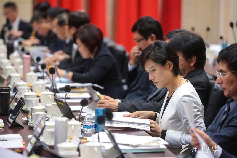 立法院今(25)日三讀通過《文化創意產業發展法》第5、7、30條修正草案,文化部長鄭麗君表示預計明年上半年可以成立行政法人「文化內容策進院」。(資料照,顏麟宇攝)