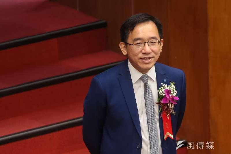 20181225-高雄市議員陳致中。(顏麟宇攝)
