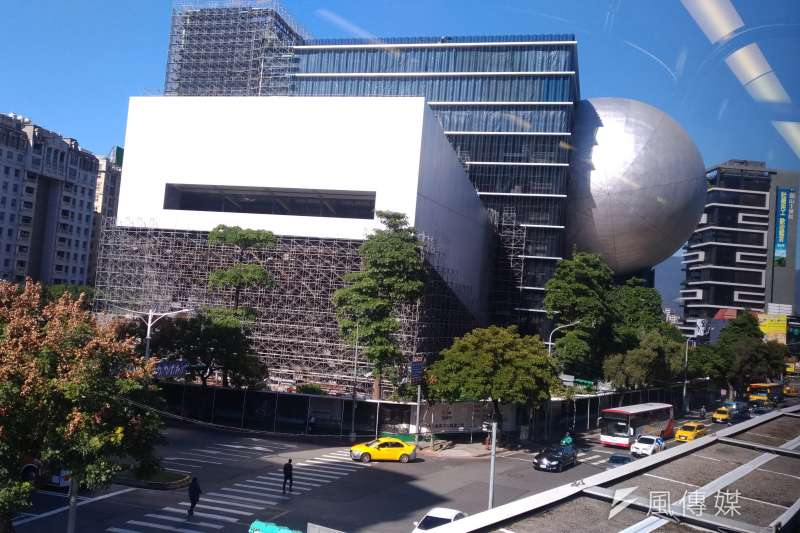 台北表演藝術中心(風傳媒)