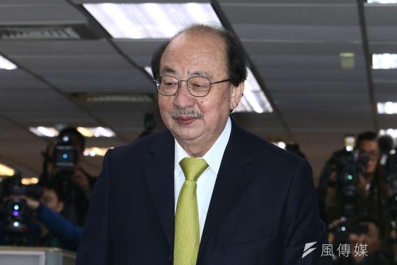 民進黨團總召柯建銘提出新會期優先法案。(資料照片,蔡親傑攝)