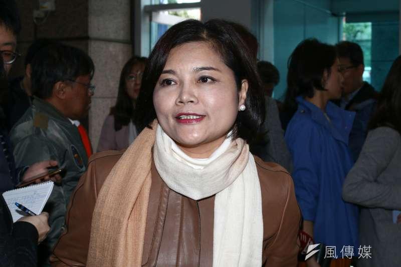 針對高雄市長韓國瑜太太李佳芬爆發雲林農舍違建爭議,雲林縣縣長張麗善11日強調會依法行政。(資料照,蔡親傑攝)