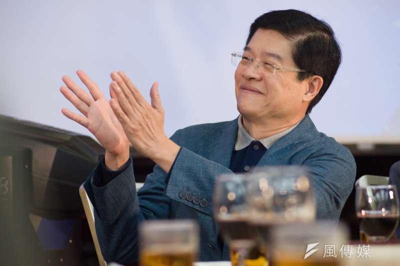 20190109-生物科技論壇暨成立大會,立法委員羅明才。(甘岱民攝)