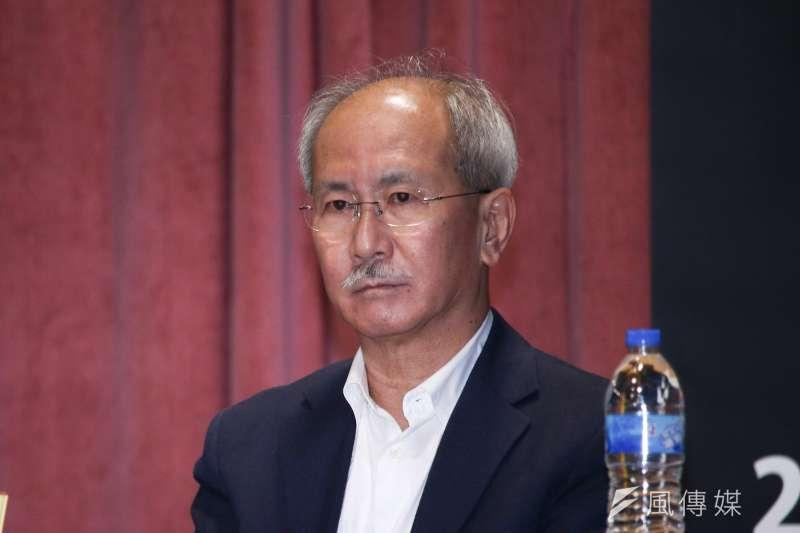 時代力量創黨元老林世煜,在政黨成長的過程中,扮演了重要的角色。(資料照,蔡親傑攝)