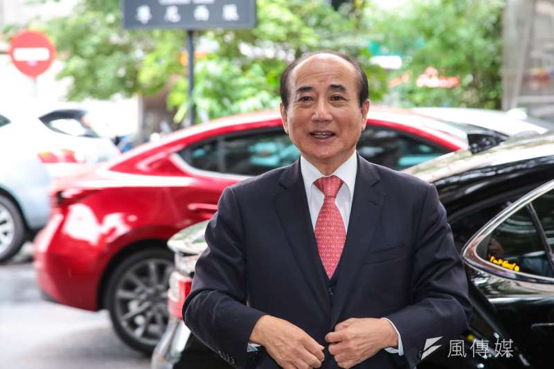 關於九月政爭,前立法院長王金平(見圖)說,他尊重馬總統講法,但其餘不願多談,否則再講下去,媒體又會大作文章。(顏麟宇攝)