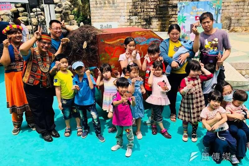 壽山動物園將於本週日舉辦「會飛的傳聲筒」教育推廣活動,還有首屆「鸚鵡盃趣味體驗活動」。(圖/徐炳文攝)