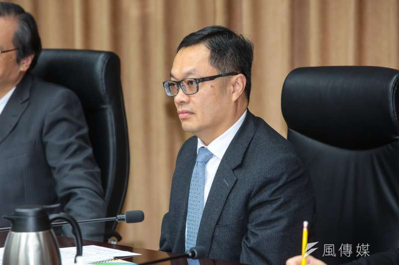 陸委會副主委陳明祺今天於例行記者會表示,國人在中國涉及國安議題,遭關押或者逮捕的案件,「實屬少數」。(資料照,顏麟宇攝)