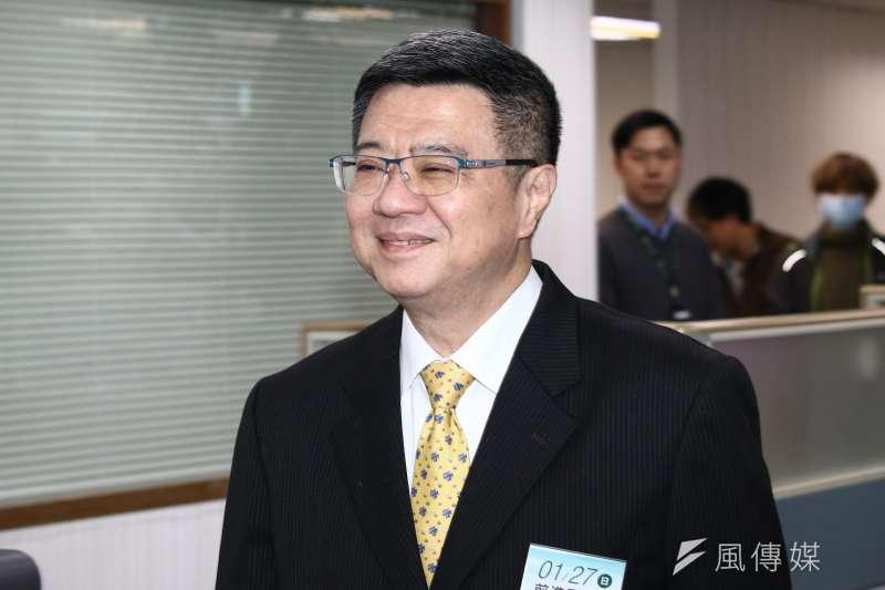 民進黨主席卓榮泰應該致力社會對立情緒的和解。(蔡親傑攝)